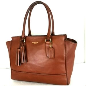 Coach Legacy Leather Candace Bag